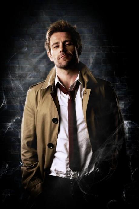 FOTO: Matt Ryan jako Constantine