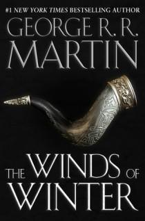 Originální obálka knihy Vichry zimy
