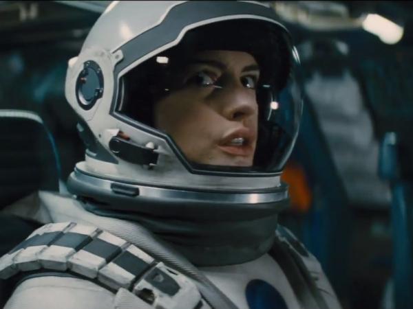 FOTO: Anne Hathaway Interstellar