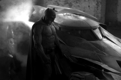 FOTO: Ben Affleck Batman