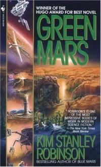 Série Mars od K. S. Robinsona. Zdroj: obálka knihy.
