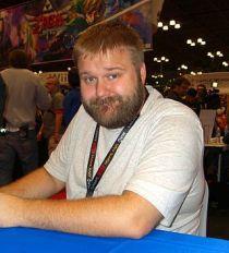 Robert Kirkman. Zdroj: cs.wikipedia.org
