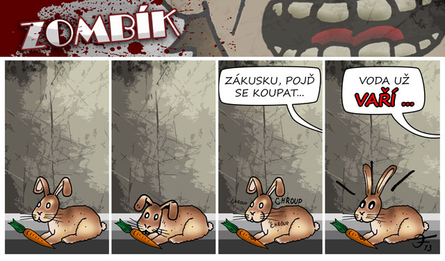 Ondrej Frencl: Zombik #27