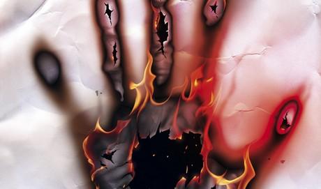 Další skvělé dílo od autorské dvojice Preston/Child. Tenhle oheň pálí! Zdroj: přebal knihy