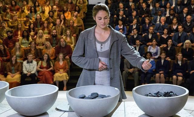 FOTO: Divergence - Shailene Woodley - Bontonfilm CZ