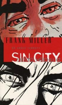 obalka: Frank MIller: SIn City: Do Srdce temnoty