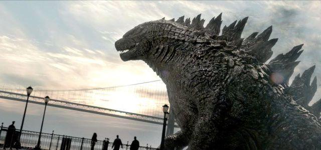 Godzilla tentokrát pustoší San Francisco. Zdroj: Warner Bros.