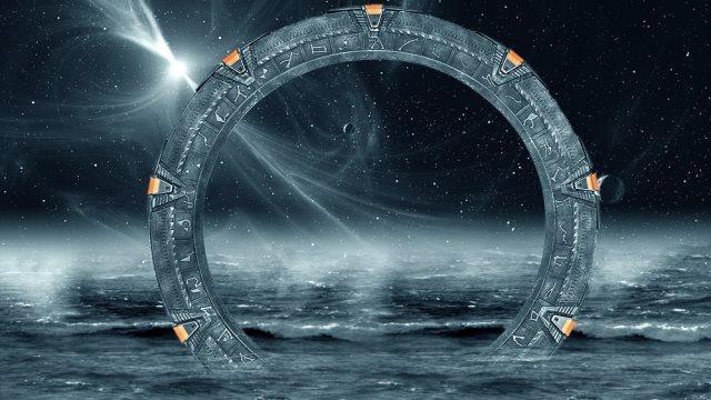 FOTO: Hvězdná brána
