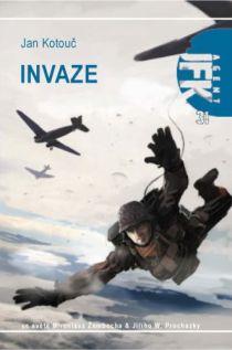 JFK 31- Invaze. Zdroj: obálka knihy.