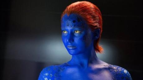 FOTO: Jennifer Lawrence jako Mystique