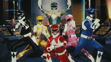 FOTO: Power Rangers