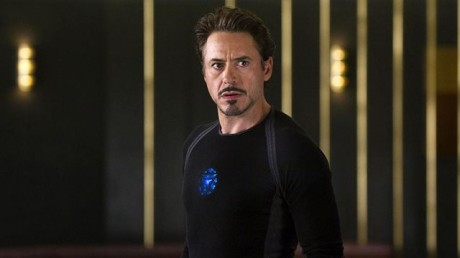 FOTO: Robert Downey Jr. jako Tony Stark