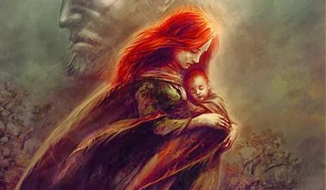Okolo Moiřiny dcery se mele rozruch ještě dřív, než se vyklube zdroj: přebal knihy