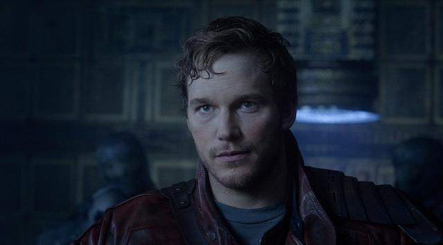 FOTO: Chris Pratt Guardians of the Galaxy