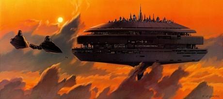 Zdroj: Ralph McQuarrie / Lucasfilm