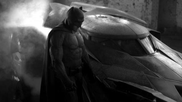 Ben Affleck se představí jako Batman. Zdroj: Twitter Zacka Snydera