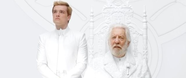 FOTO: Hunger Games: Mockingjay