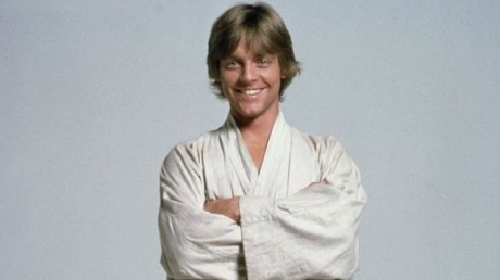 FOTO: Mark Hamill jako Luke Skywalker