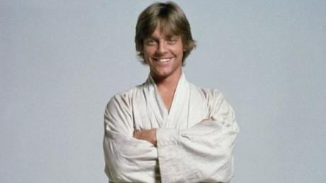 FOTO: Mark Hamill jako Luke Skywalker
