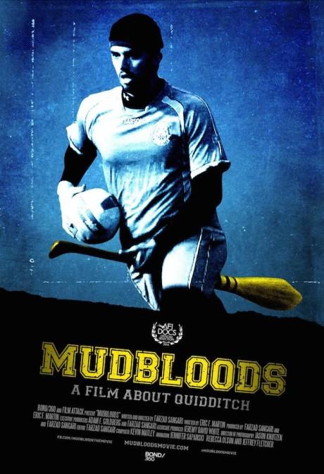 FOTO: Oficiální plakát filmu Mudbloods
