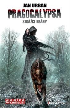 Obálka knihy Pragocalypsa. Zdroj: obálka knihy