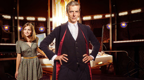 FOTO: Peter Capaldi Doctor Who