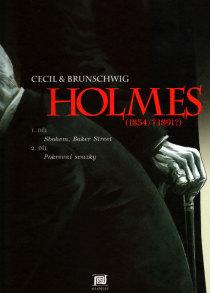 obalka Cecil: Holmes #1