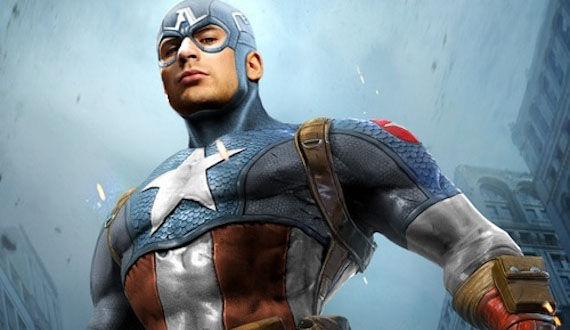 FOTO: Chris Evans je Kapitán Amerika