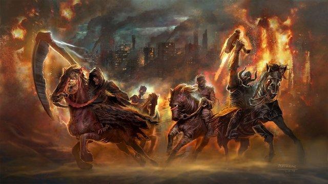 OBR: Čtyři jezdci z apokalypsy