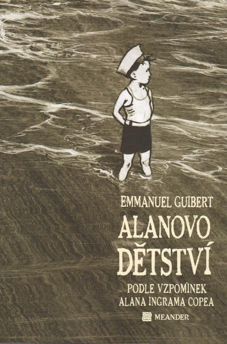 obalka Emmanuel Guibert: Alanovo detstvi