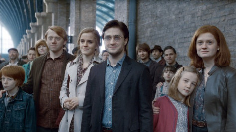 FOTO: Harry Potter Epilogue