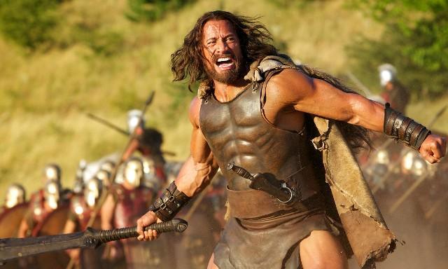 FOTO: Herkules - Dwayne Johnson (1) - Paramount Pictures