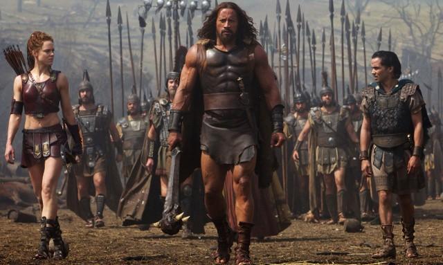 FOTO: Herkules - Dwayne Johnson (2) - Paramount Pictures