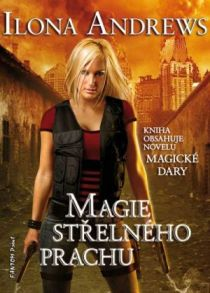 Magie střelného prachu. Zdroj: obálka knihy.