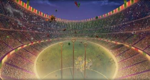 FOTO: Pottermore stadion