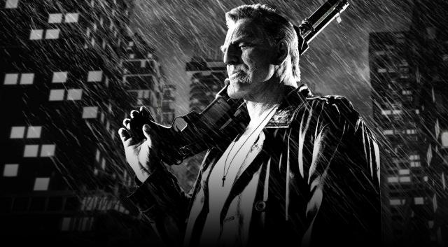 FOTO: Mickey Rourke Sin City 2