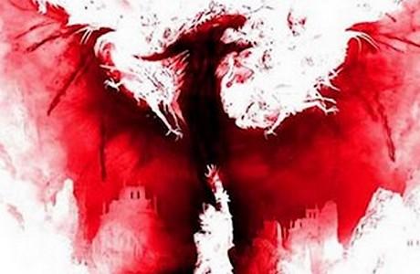 Dragon Age; když ovládat dračí moc znamná být nepohodlný zdroj: přebal knihy