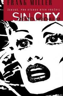 obalka Frank Miller: Sin City #2