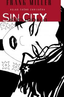 obalka Frank Miller: Sin City #3