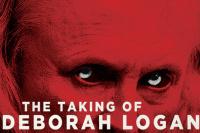 Cover připravovaného hororu The Taking of Deborah Lonan Zdroj: Millennium Entertainment
