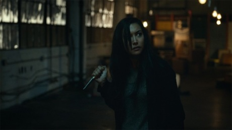 FOTO: Naya Rivera v hororu At the Devil's Door