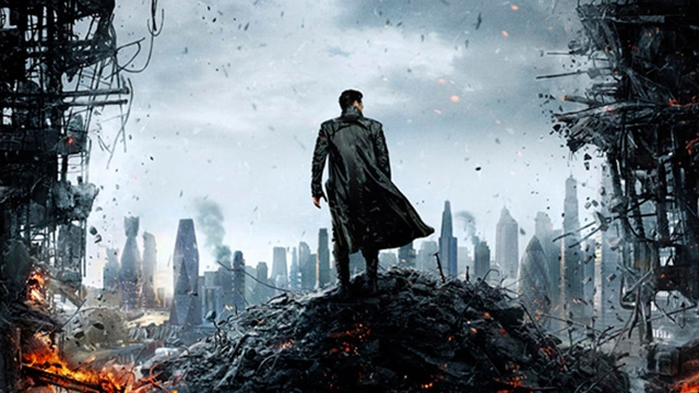 Star Trek: Do temnoty se stal vůbec nejúspěšnějším snímkem série. Bude trojka pokračovat v jeho šlépějích? Zdroj: Paramount Pictures