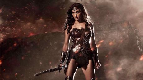 Gal Gadot jako Wonder Woman. Zdroj: Warner Bros.