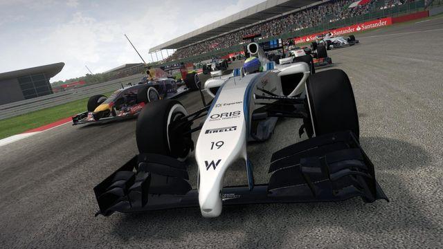 F1 titulní fotografie formule