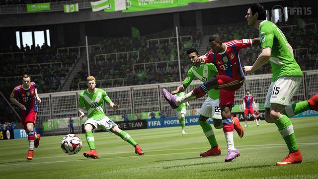 Fifa 15 Bayern