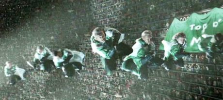FOTO: Irish National Quidditch team