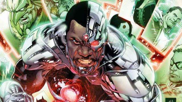 Cyborg, právoplatný člen Justice League. Zdroj: DC Comics