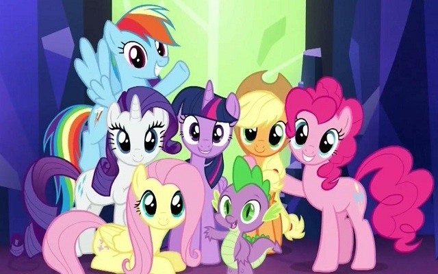 My Little Pony: Friendship is Magic. Zdroj: Hasbro Studios