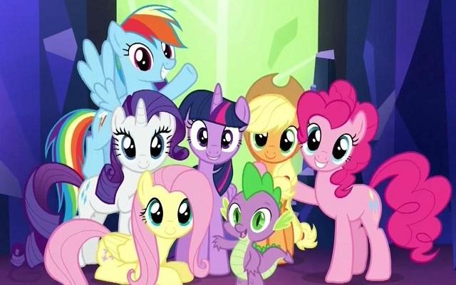 My Little Pony: Friendship is Magic. Zdroj: Hasbro Studios