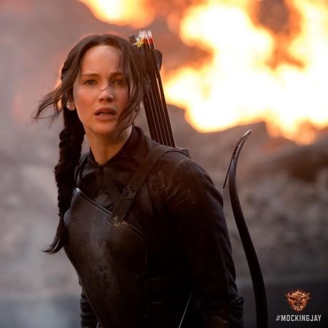 Hunger Games 1. Zdroj: Lionsgate